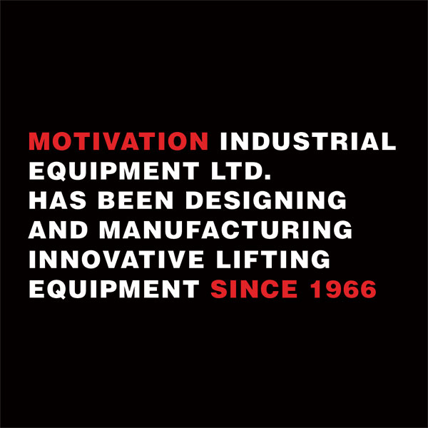 Motivation Industrial Equipment