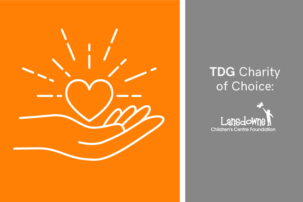 Charity of Choice - Lansdowne Children's Centre